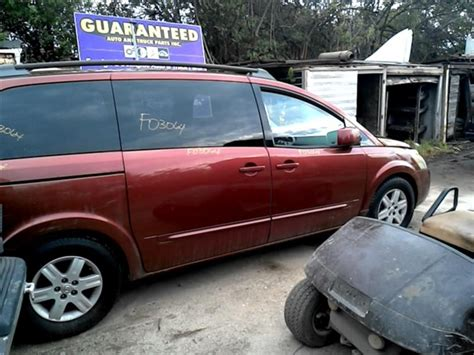 2004 Nissan Quest Parts by Used 2004 Nissan Quest Engine Accessories Quest Ac