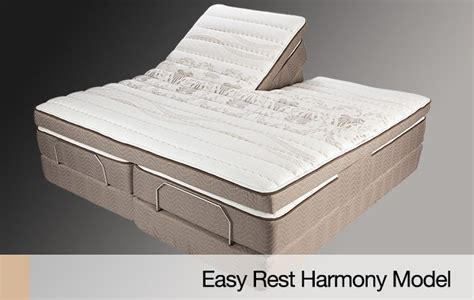 Mattress That Adjusts by Best Bed For Stress Sleep Easy Rest Adjustable Sleep