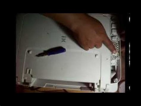 how to reset canon mg2470 printer cara reset eprom canon mg2470 mg2570 ip2870 doovi