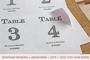 Free Table Number Templates by Common Worksheets 187 Free Printable Table Number Templates