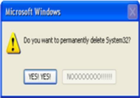 System 32 Meme - image 190068 delete system32 know your meme