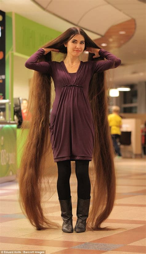 real like rapunzel has 64 inch hair she refuses to get cut rapunzel fan aliia nasyrova has hair 90 inches long