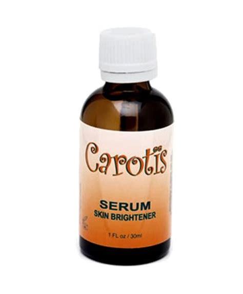 mitchell carotis carotis serum skin brightener pakcosmetics