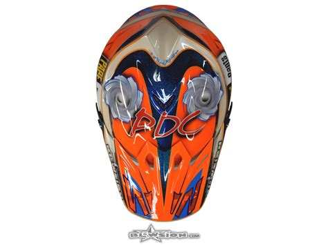 custom painted motocross helmets blowsion blowsion custom painted motocross helmets