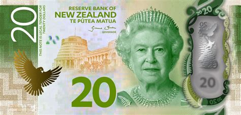 currency nzd exchange new zealand dollar banknotes for today