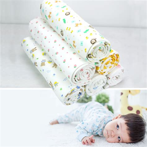 Organic Cotton Knit Fabric For Patchwork Baby Clothes