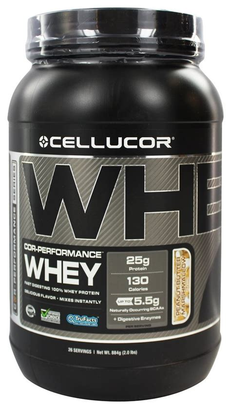 Cellucor Whey Cellucor Cor Performance Whey 2 Lbs Cookies N