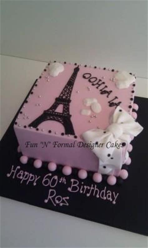 Paris Themed  Ee  Birthday Ee   Cake Cake Inspired By Brendas