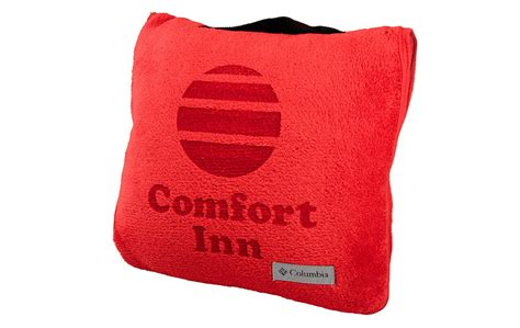comfort suites pillows promotional products gift laser applications for laser