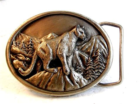 What Gift Cards Does Food Lion Sell - 1983 mountain lion belt buckle by siskiyou belt buckles