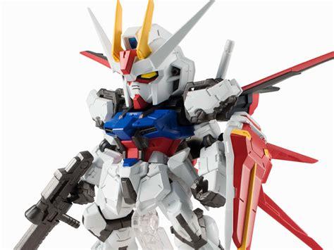 Bandai Nxedge Alie Strike Gundam gundam nxedge style aile strike gundam