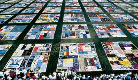 Aids Memorial Quilt by Aids Memorial Quilt Display Castro Funcheap