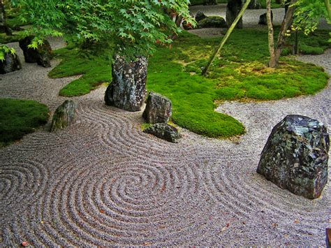 Asian Rock Garden The Japanese Rock Garden Japanese Traditional Arts And Crafts