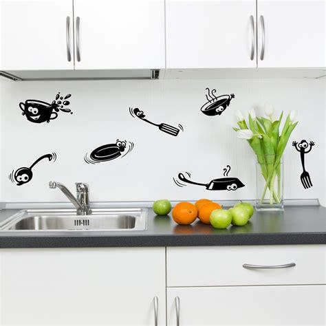 kitchen wall vinyl stickers kitchen cupboard stickers vinyl wall decal