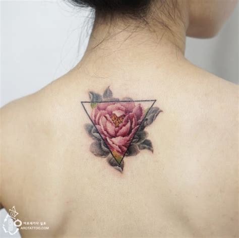 artist creates soft and delicate tattoos that look like