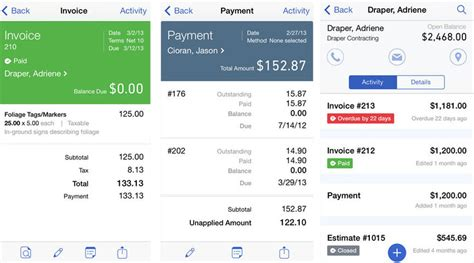 Quickbooks Credit Application Template Can You Access Quickbooks With Your Iphone Or Android Device