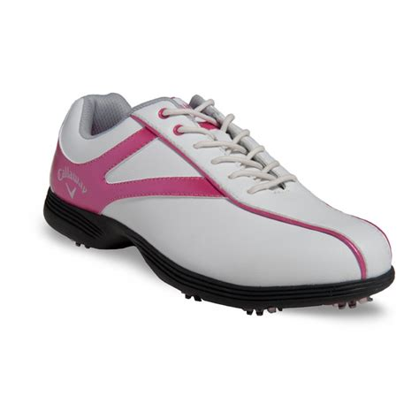 2014 callaway novas golf shoes womens white pink at