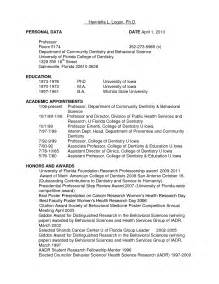 dentist biography template best photos of professional biography template exles