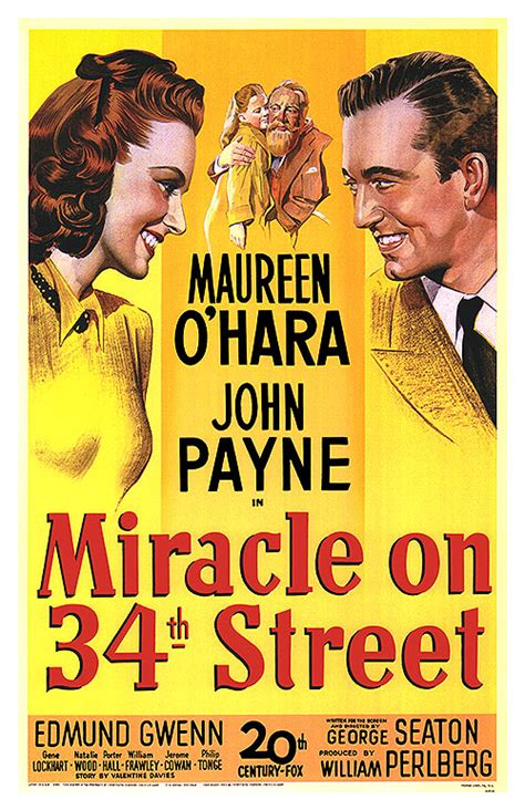 Miracle On 34th 1947 Megavideo Miracle On 34th Posters At Poster Warehouse Movieposter