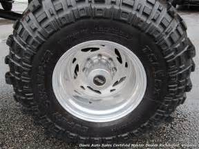 Classic Truck Wheels For Sale Ton 1 Classic Oldschool Lifted Lift Kit Superswer Weld