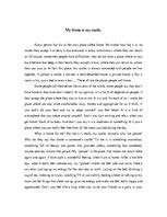 Home Sweet Home Essay by Essay On Home Sweet Home
