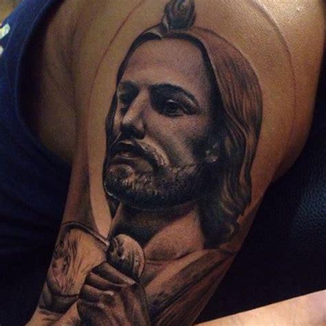 imagenes de tatuajes de san juditas pin tatuaje san judas religioso tattoo religion id 5636 on