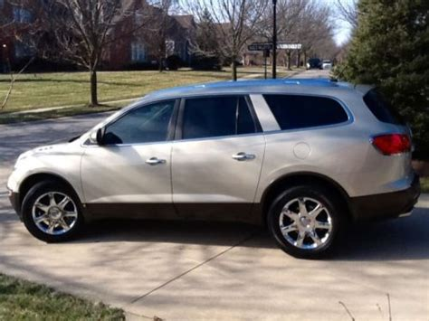 2009 buick enclave for sale by owner buy used 2010 buick enclave cxl one owner in for us