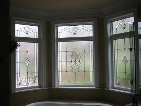 Glass Block Bathroom Designs by Decorations Custom Stained Glass Window Film For Modern