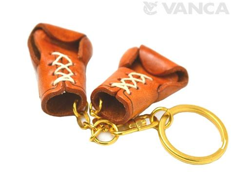 Handmade Boxing Gloves - boxing gloves handmade 3d leather l key chain ring