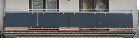 metall geländer idee balkon gel 228 nder