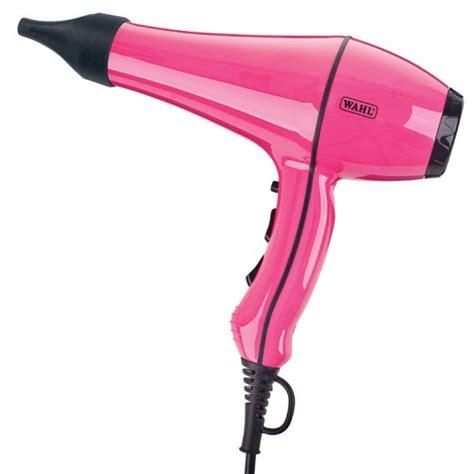 Wahl Hair Dryer wahl powerdry tourmaline hair dryer 2000w salons direct