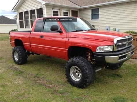 1998 dodge ram 1500 4x4 lifted