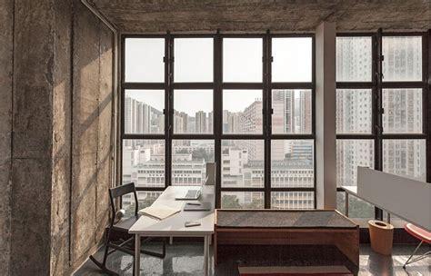 loft fenster modern industrial loft in hong kong by mass operations