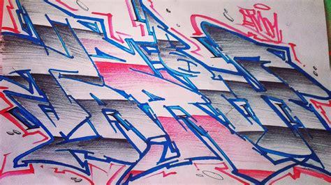 draw graffiti wildstyle write tarik  graffiti