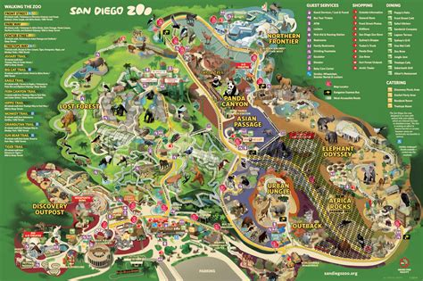 map of los angeles zoo san diego zoo 10 tips for families utah s adventure family