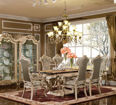 formal dining room collections the basillia formal dining room collection 14735
