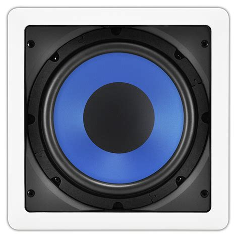 home theater   wall subwoofer  osd audio iws