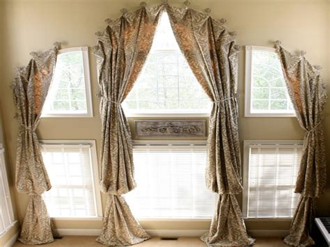 window curtain ideas curtain rods 187 curtain rods for arched windows inspiring
