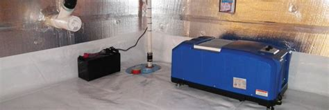 crawl space solutions for crawl space water moisture