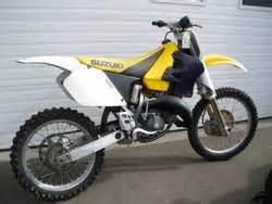 1997 Suzuki Rm250 1997 Suzuki Rm125