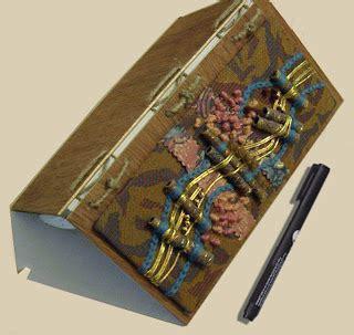Journal Handmade - journals by jean handmade oak journal guest book diary