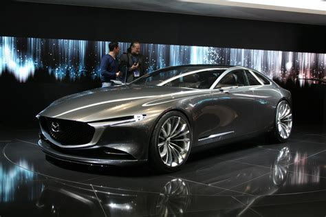 Mazda 6 Vision Coupe 2020 by Mazda Vision Coupe Myautoworld