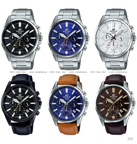 Promo Casio New Edifice Efv 530bl 2av Original Efv530bl 2a casio efv 510bl efv 510d efv 510l ed end 7 19 2019 5 19 pm