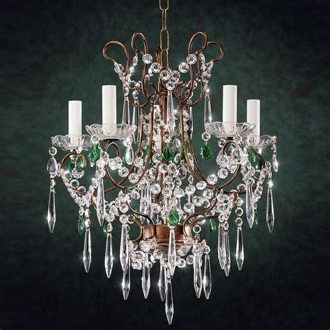 kronleuchter eisen antik florentiner kristall kronleuchter wohnlicht