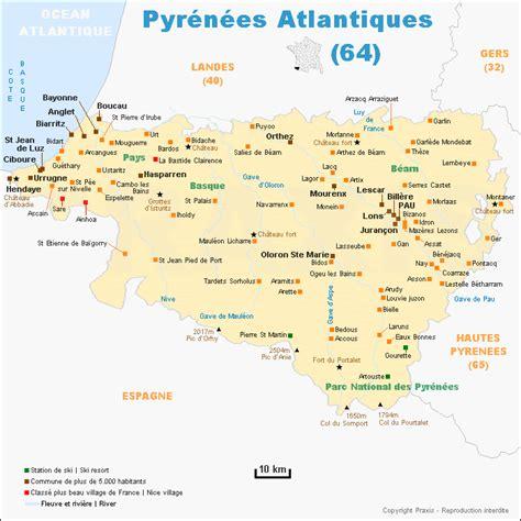 location vacances, hébergement PYRENEES ATLANTIQUES (64) séjour PYRENEES ATLANTIQUES (64)