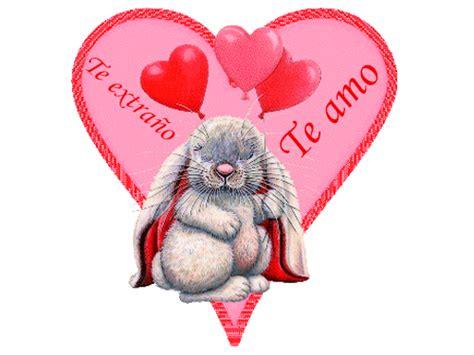 imagenes de conejitos von mensaje de motivacion postales de conejos enamorados im 225 genes de amor y amistad
