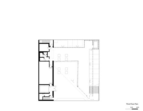 Floor Plans For Houses Gallery Of Aspen Art Museum Shigeru Ban Architects 37
