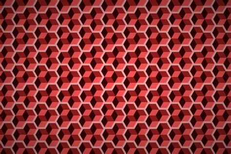 3d Pattern free geometric cubes wallpaper patterns