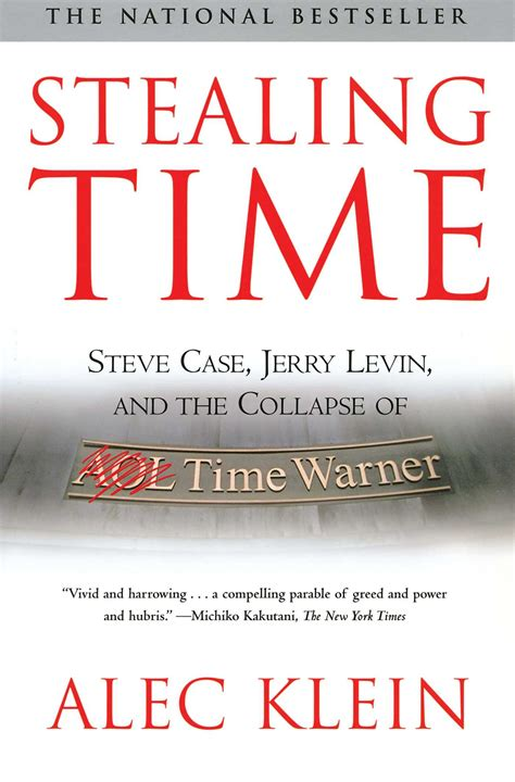 Stealing Time stealing time ebook by alec klein official publisher
