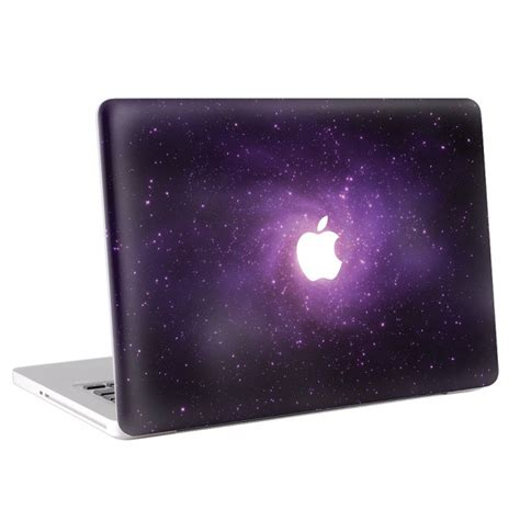 Notebook Apple Warna Pink pink galaxy macbook skin decal